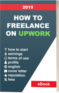 Book How to freelance on Upwork
